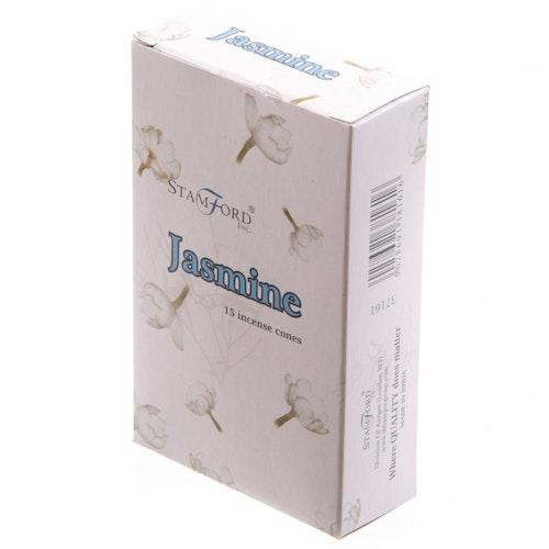Jasmine, rökelsekoner, Stamford