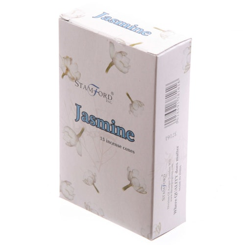 Jasmine, Jasmin, rökelsekoner, Stamford