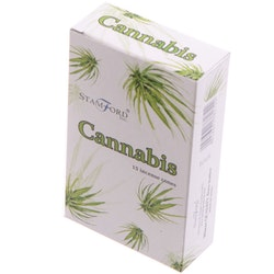 Cannabis, Rökelsekoner, Stamford