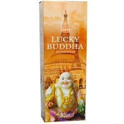 Lucky Buddha, rökelse, HEM