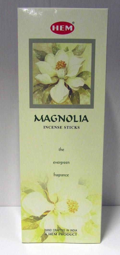 Magnolia, rökelse, HEM
