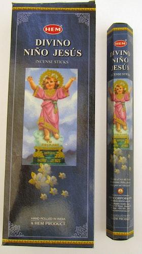 Nino Jesus, rökelse, HEM