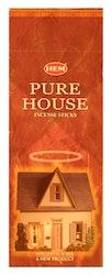 Pure House, rökelse, HEM