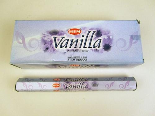 Vanilla, Vanilj rökelse, HEM