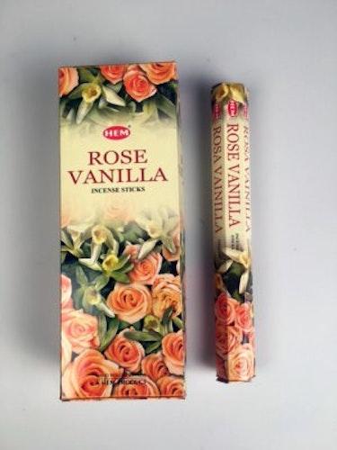 Vanilla Rose, Vanilj Ros rökelse, HEM