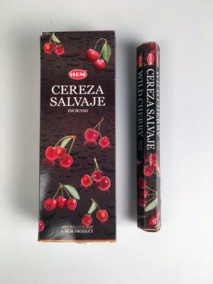 Wild Cherry, Vilda Körsbär rökelse, HEM
