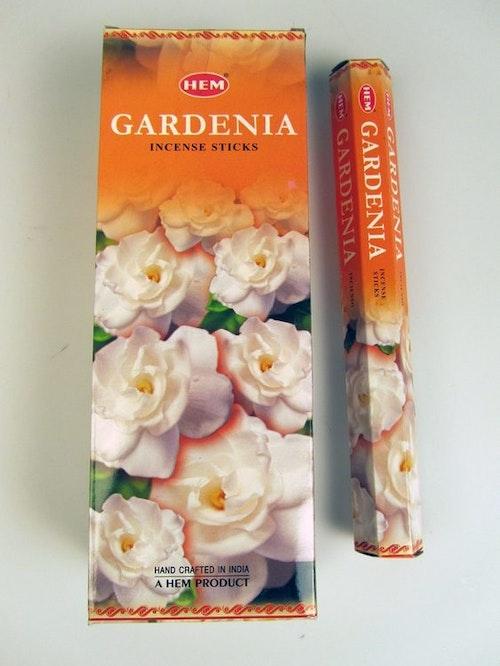 Gardenia, rökelse, HEM