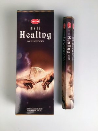 Divine Healing, rökelse, HEM
