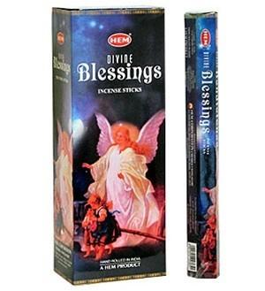 Divine Blessing, rökelse, HEM