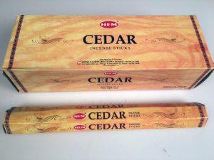 Cedar, Ceder, rökelse, HEM