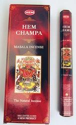 Champa, rökelse, HEM
