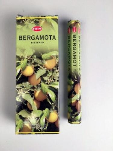 Bergamot, rökelse, HEM