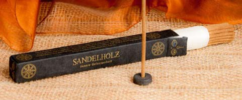 Sandalwood, Sandelträ Tibetansk rökelse