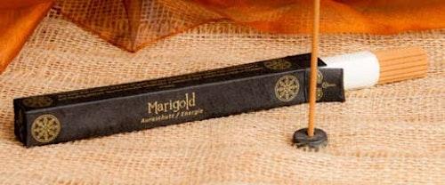 Marigold, Tibetansk rökelse