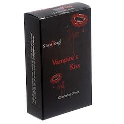 Vampire Kiss, rökelsekoner, Stamford Black