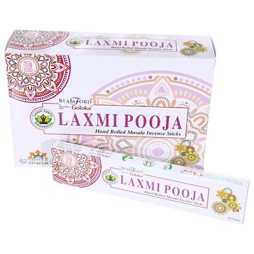 Laxmi Pooja, Goloka Masala rökelse