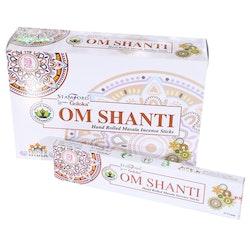 Om Shanti, Goloka Masala rökelse