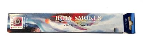 Patchouli Garden, Holy Smokes