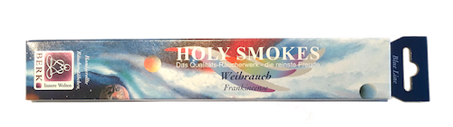 Frankincense (Weirauch), Holy Smokes