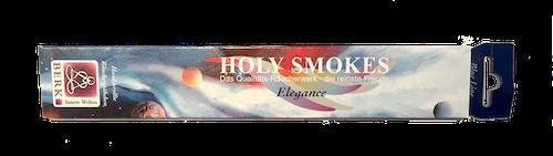 Elegans, Holy Smokes