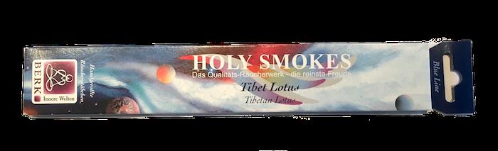 Tibet Lotus, Holy Smokes