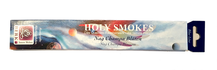 Nag Champa, Holy Smokes