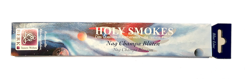 Nag Champa, Holy Smokes