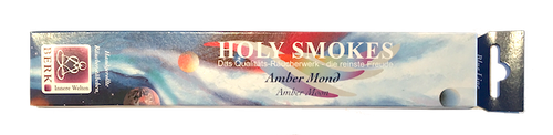 Amber Mond, Holy Smokes