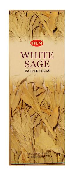 White Sage, Salvia rökelse, HEM