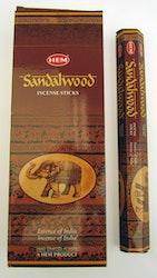 Sandalwood, Sandelträ rökelse, HEM