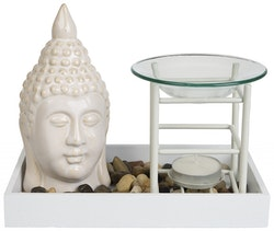Buddha Vit, Aromalampa