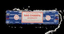 Nag Champa, 40g rökelse, Satya