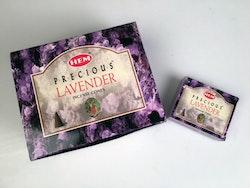 Precious Lavender, Lavendel rökelsekoner, HEM