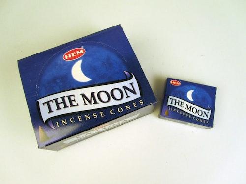 The Moon, rökelsekoner, HEM