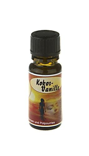 Kokos Vanilj, Doftolja, 10ml