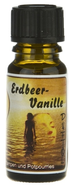 Jordgubb Vanilj, Doftolja, 10ml