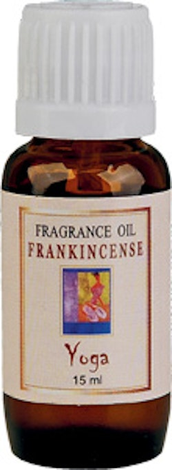 Frankincense Yoga, Doftolja, 15ml (OBS)
