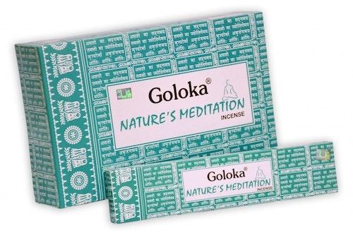 Natures Meditation, Goloka rökelse