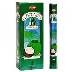 Coconut, Kokosnöt rökelse, HEM