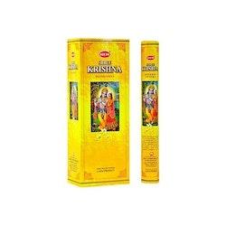 Shree Krishna, rökelse, HEM