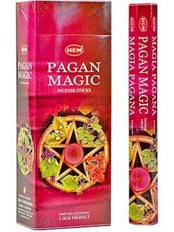 Pagan Magic, rökelse, HEM