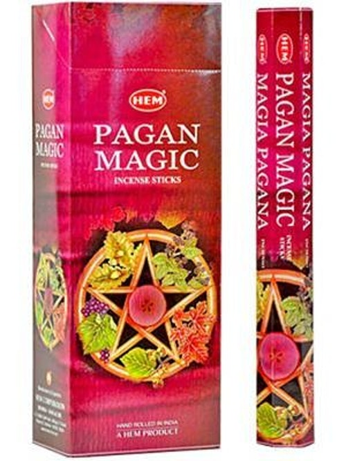 Pagan Magic, rökelse, HEM