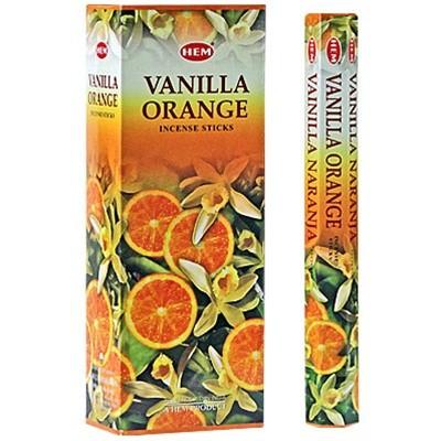 Vanilla Orange, Vanilj Apelsin rökelse, HEM
