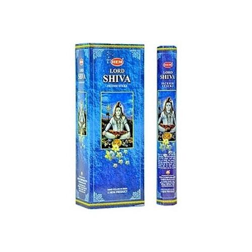 Lord Shiva, rökelse, HEM