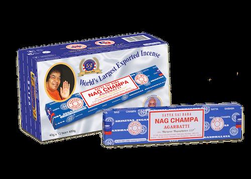 Nag Champa 40g, Storpack, Satya