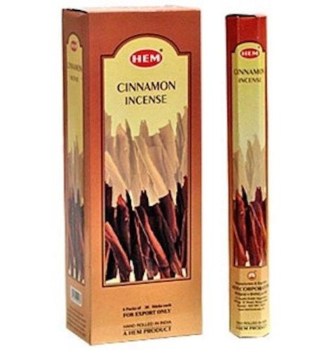 Cinnamon, Kanel rökelse, HEM