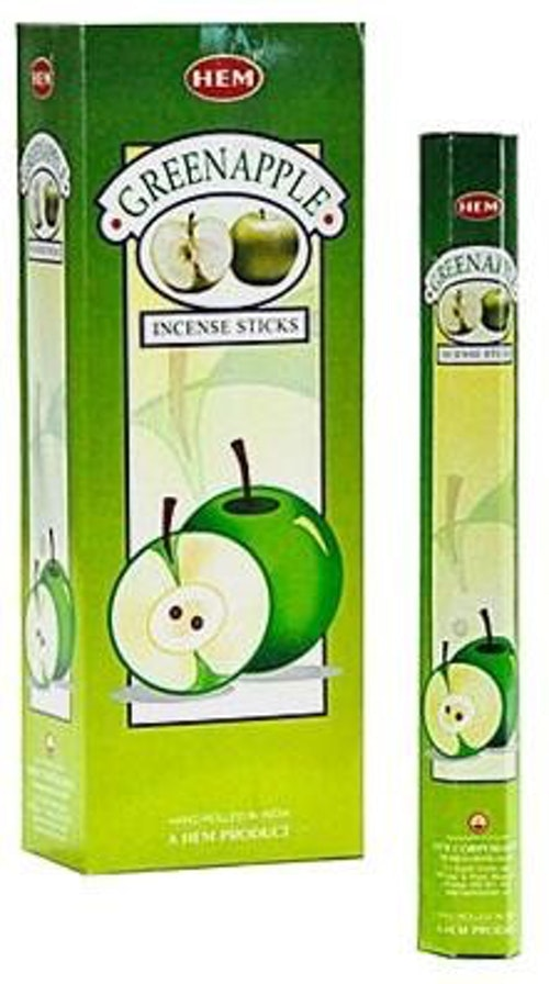 Green Apple, rökelse, HEM