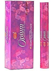 Opium, rökelse, HEM