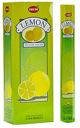 Lemon, Citron rökelse, HEM