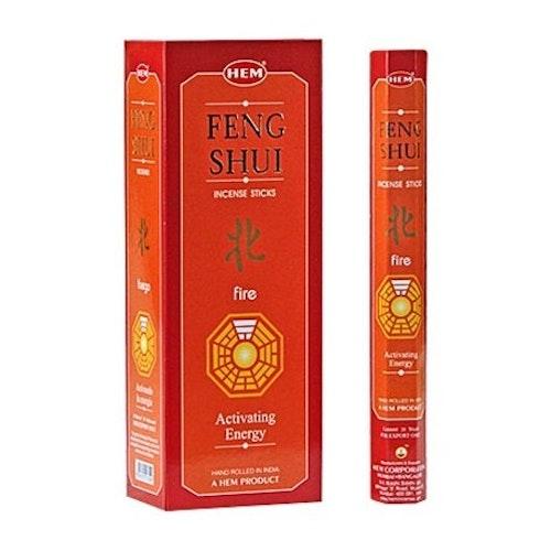 Feng Shui Fire, rökelse, HEM